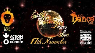 Strictly Come Dance Soc 2017 - Promo