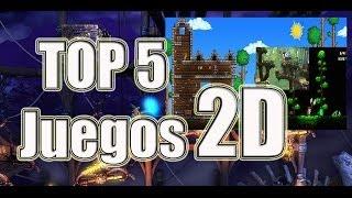 TOP 5 Juegos en 2D - Games 2D