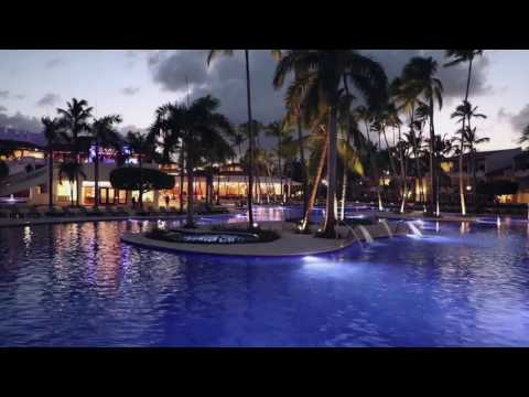 Recorriendo el Hotel Occidental Punta Cana