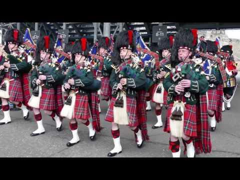 The Black Watch - Edinburgh Castle 2016