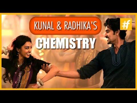 Kunal Kapoor and Radhika Apte's...