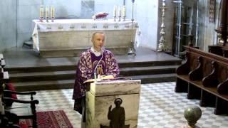 Misje parafialne - Limanowa 2016 - Środa, kazanie dla chorych
