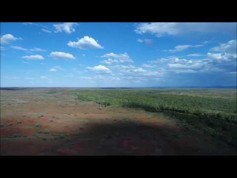 Land Surveys Aerial Survey Of Palm Pool, Western Australia