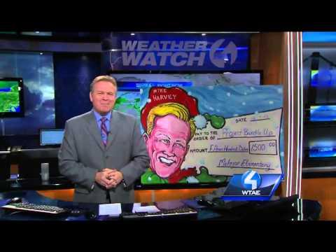 Weather Watch 4 School Visit: Metzger Elementary School