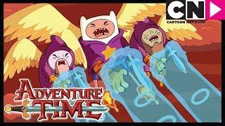 Время приключений Колдун Cartoon Network