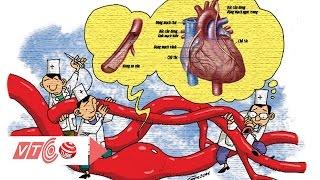 Viêm họng dẫn tới bệnh tim hở van hai lá   VTC