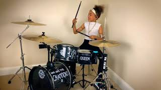 We Are The Champions by Queen - Drum Cover