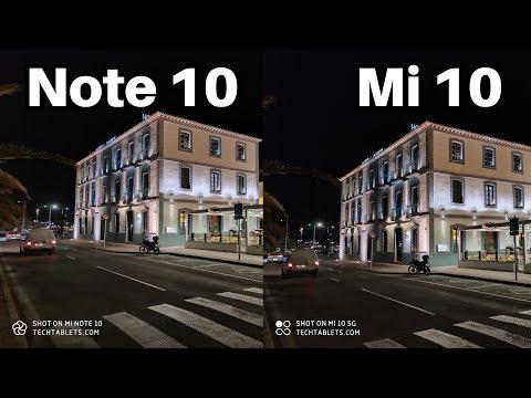 Xiaomi Mi 10 vs Mi Note 10 Camera Comparison