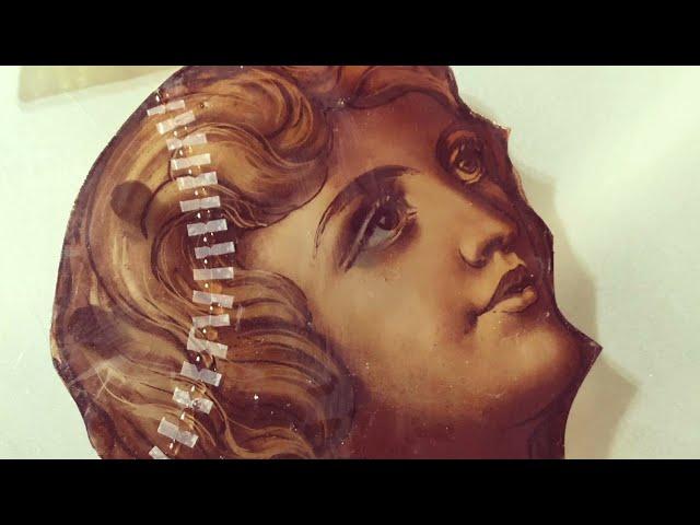 Restauración de los vitrales de la Confitería La Ideal  - Entrevista a María Paula Farina Ruiz