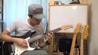 ギターレッスン【使用機材の紹介(2013年版)】1/2 エレキ編 thumbnail