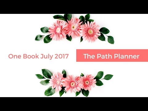 One Book July 2017 Shake-Up! The Path Planner