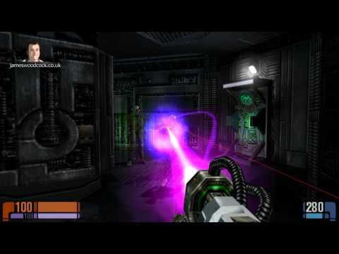 Star Trek Voyager Elite Force PC Gameplay (HD)