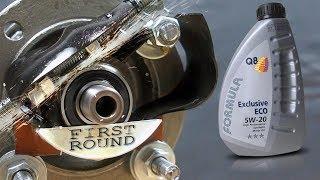Q8 Formula Exclusive Eco 5W20 Jak skutecznie olej chroni silnik?