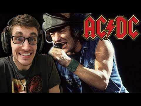 Hip-Hop Head's Reaction to YOU SHOOK ME ALL NIGHT LONG by ACDC