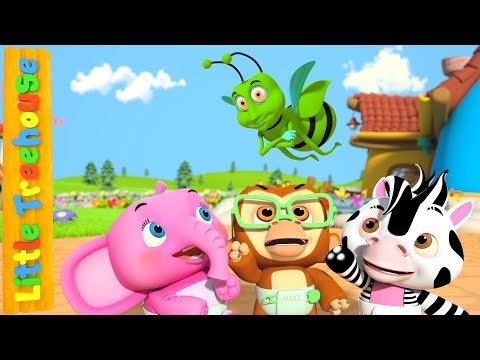 Shoo Fly Dont Bother Me | Nursery Rhymes for Children Animation Video Vy Little Treehouse