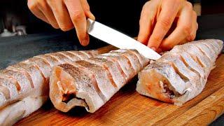 Вот, как готовят в Сибири! Редкий рецепт действительно вкусной Рыбы!