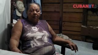 Adolescente incapacitado vive en la indigencia en La Habana, Cuba