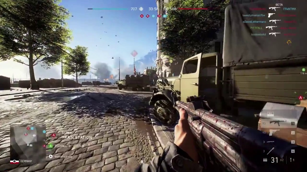 battlefield 5 open beta review
