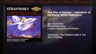 The Rite of Spring I - Adoration of the Earth: Mock Abduction
