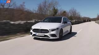 2018 Mercedes-Benz A-Klasse (W177)  Fahrbericht Test Review R+V24 Drive Check
