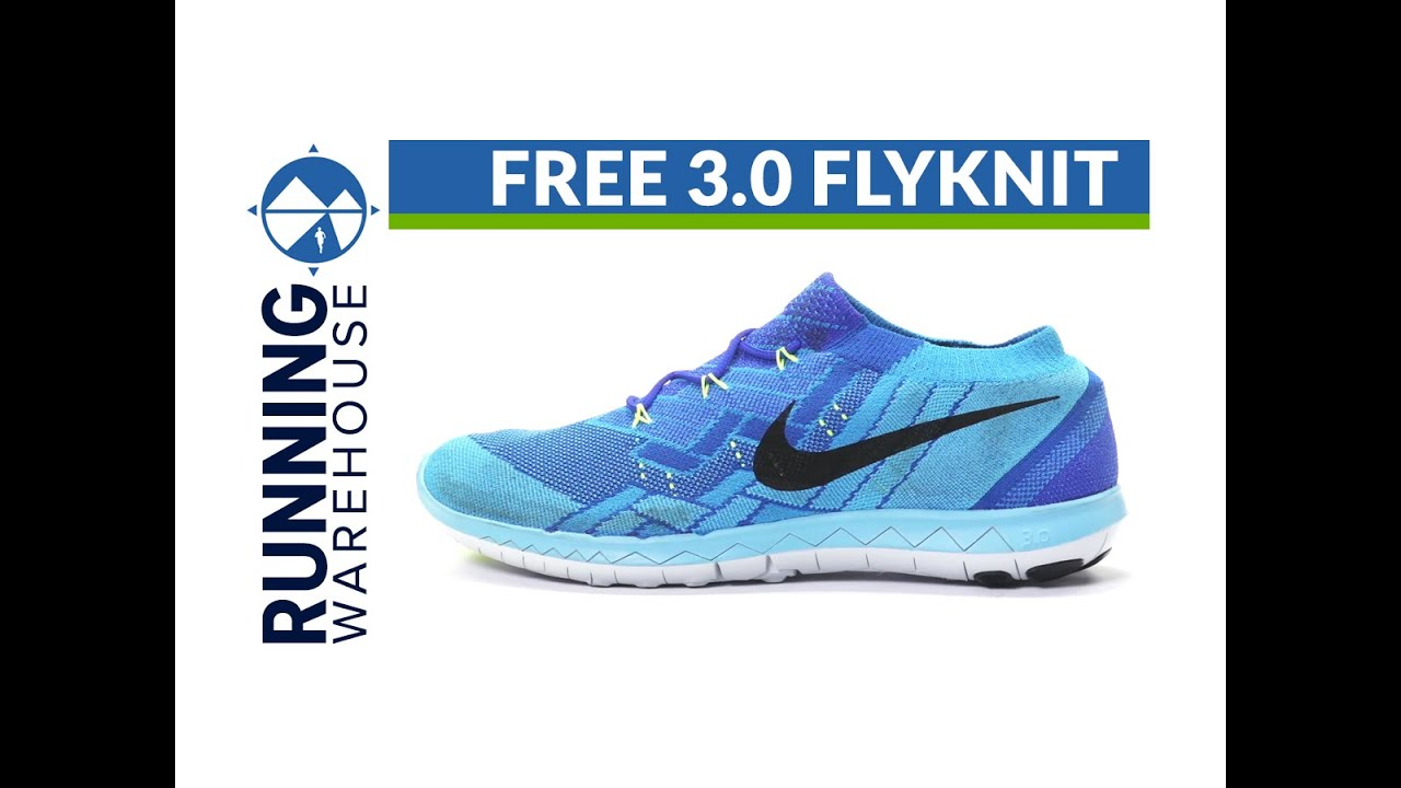 ... nike free 3.0 flyknit youtube