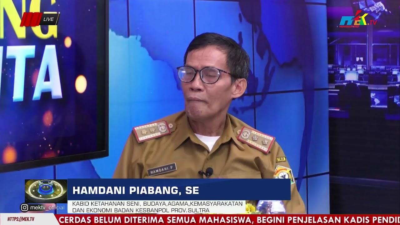 War On Drugs Sultra Bersih Narkoba (Bersinar)