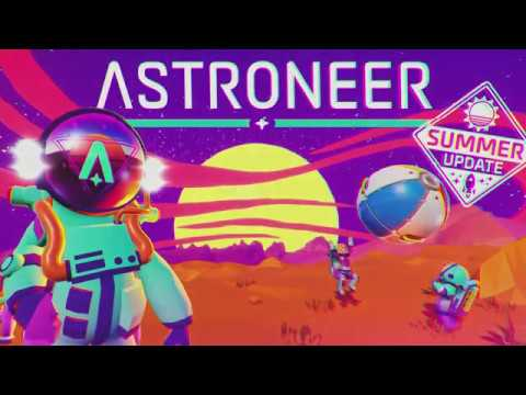 Astroneer why is my trade platform not working