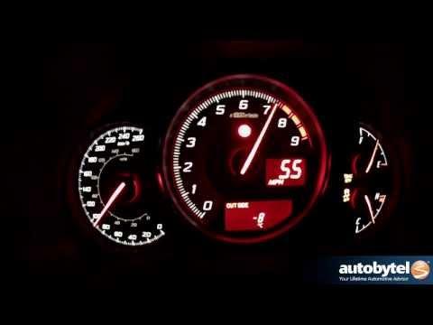 2014 Scion FR-S 0-60 MPH Acceleration Test Video - 6-Speed Manual Transmission
