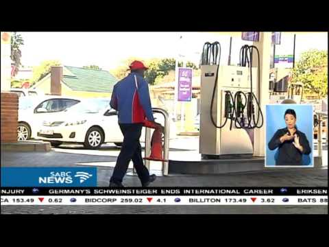 Some petrol stations feeling the effects of CEPPWAWU's strike