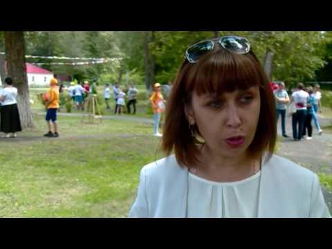 Как проходит летний отдых в лагерях Оренбурга