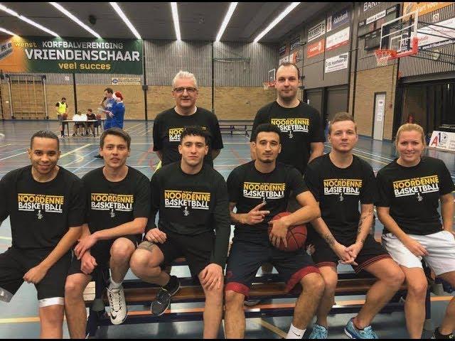 Van Noordenne Basketball featuring Nesim Najih