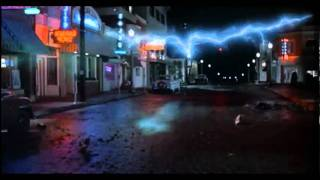 Back To The Future II [1989] - Ending Scene (Clocktower Scene 2)