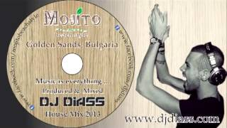 Dj Diass Summer House Mix 2013 (Mixed & Produced by Dj Diass)