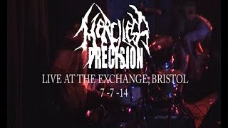 Merciless Precision - Last ever gig!