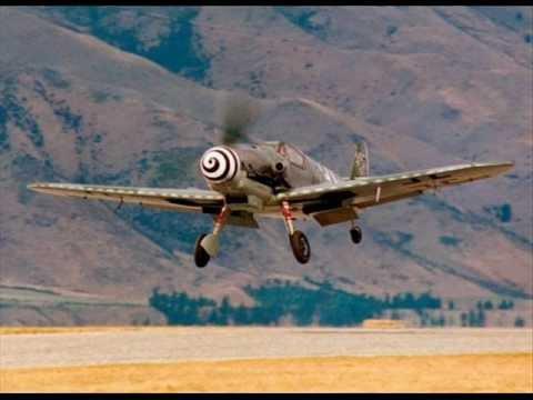 Top Ten Fighter Aircraft of World War 2