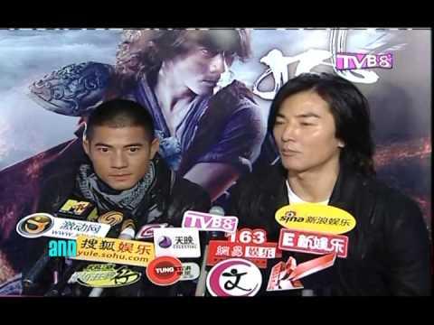 20091122 《風雲2》MV合唱版首播會 TVB8