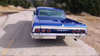 California's Classic's (1964 chevy impala ss matching#) For Sale