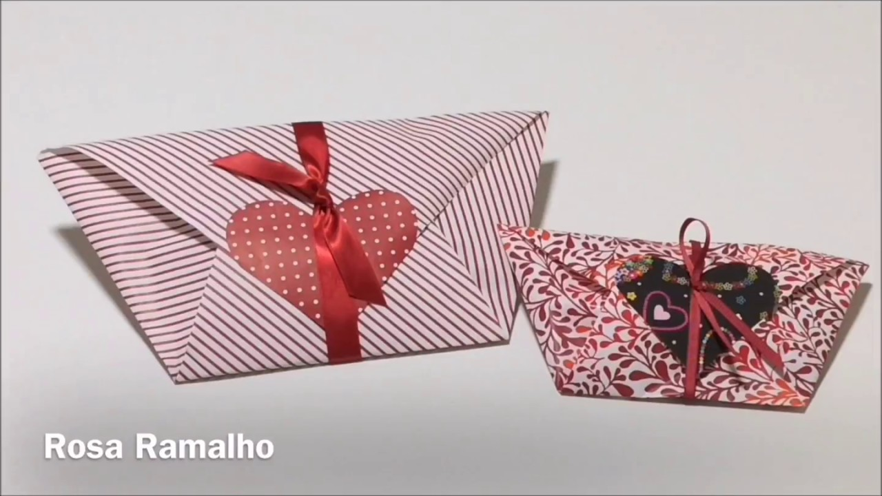 Gift Wrapping Valentine S Day Gift Wrapping Ideas Youtube