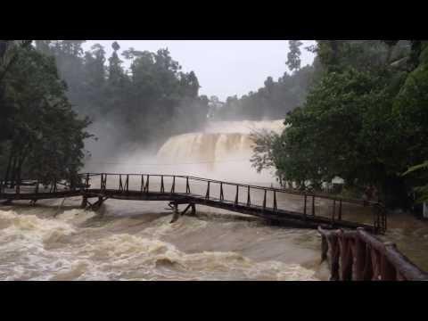 Tinuy-an Falls of Bislig, Surigao del Sur
