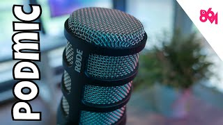Have you been interested in the RODE PodMic? Check this out!