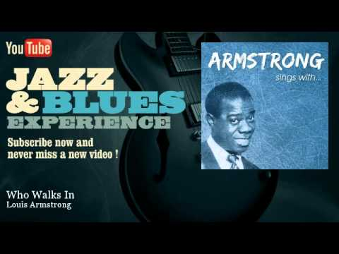Louis Armstrong - Who Walks In - feat. Ella Fitzgerald