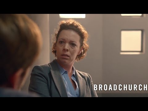 Broadchurch - Miller finds out who the killer is