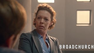 Broadchurch - Miller finds out who is the killer