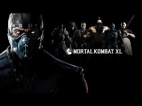 Mortal Kombat XL ps4 | En español | Modo Historia