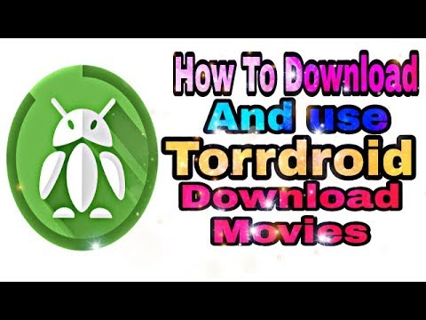 How To Download Torrdorid || Movies In Hindi | Full Tutorial
