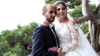 Красивая свадьба город Анапа-Краснодар