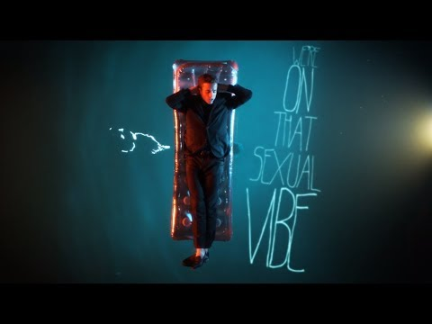 Stephen Puth - Sexual Vibe (Official Lyric Video)