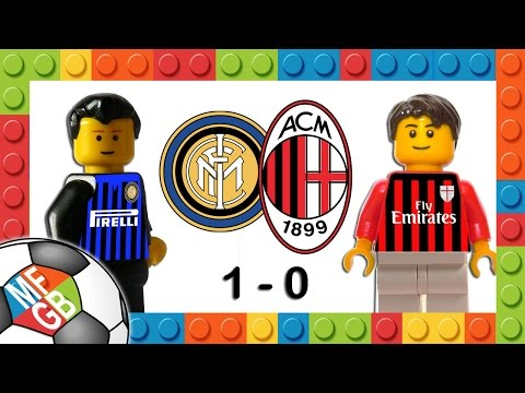 INTER-MILAN 1-0 - Lego Calcio Serie A 2015/16 - Goal Guarin - Highlights E Sintesi 13/09/2015