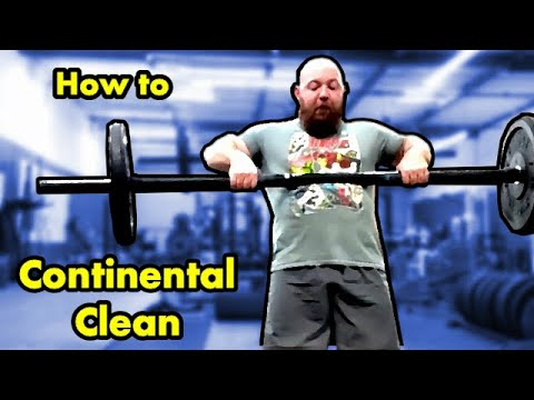Strongman 101: How to Continental Clean an Axle - Proper Technique