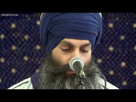 """Fantasies & Hukam: Overcoming Sadness"" - Bhai Satpal Singh (Nanak Naam, UK) - English Katha"